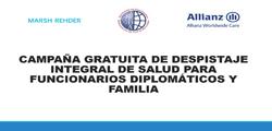 FERIA DE LA SALUD, SE LLEVARÁ A CABO EL DÍA 28 DE ABRIL DEL 2016