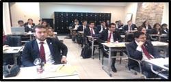 28 NUEVOS ASOCIADOS Y PRESENTACIÓN DEL PRESIDENTE DEL AFDA, EMBAJADOR  DAÚL MATUTE MEJÍA