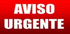 AVISO URGENTE - DONACIÓN DE SANGRE REQUERIDA